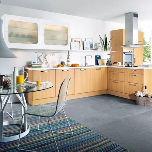 Những mẫu thiết kế phòng bếp độc đáo được ưa chuộng năm 2021-3