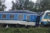 Trên 50 người thương vong trong vụ tai nạn tàu hỏa nghiêm trọng ở Cộng hòa Séc