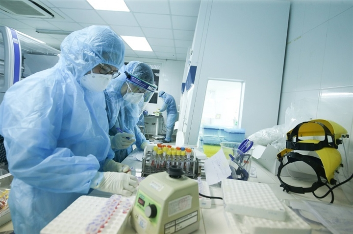 Hà Nội ghi nhận thêm 14 người dương tính SARS-CoV-2-1