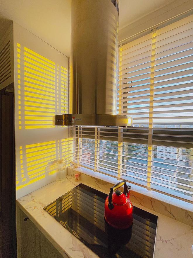 Vợ chồng Nghệ An chi 600 triệu tái cấu trúc căn hộ 90m2, góc nào cũng rộng thênh thang ngắm đến đâu ưng đến đó-12