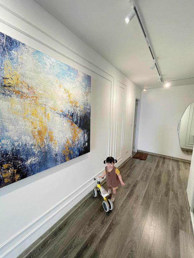 Vợ chồng Nghệ An chi 600 triệu tái cấu trúc căn hộ 90m2, góc nào cũng rộng thênh thang ngắm đến đâu ưng đến đó-9