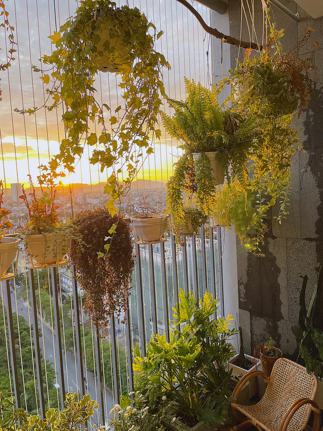 Vợ chồng Nghệ An chi 600 triệu tái cấu trúc căn hộ 90m2, góc nào cũng rộng thênh thang ngắm đến đâu ưng đến đó-19