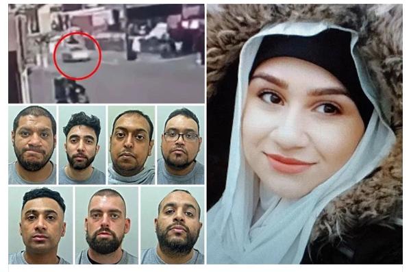 Đang đi bộ, cô gái gục xuống tử vong, người đi đường không hay biết lý do cho đến khi 1 đoạn clip xuất hiện-2