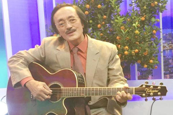 Con trai nghệ sĩ Giang còi: Ba tôi muốn được chôn cùng cây đàn guitar-2