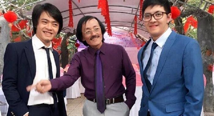 Nghệ sĩ Giang Còi qua lời kể của con trai lớn-2