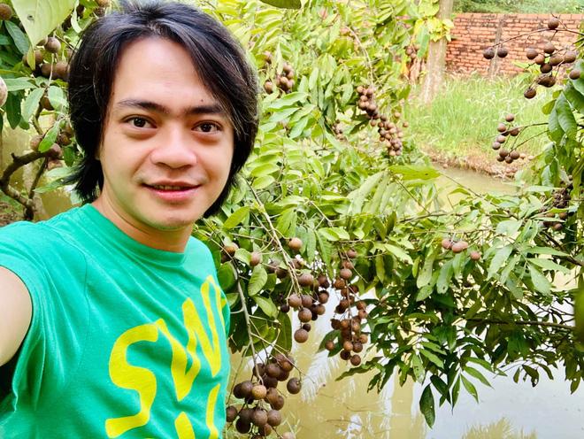 Thăm khu vườn đầy ắp cây trái ở ngoại ô của NS Giang Còi, gần 1 tháng trước khi mất lão nông vẫn say sưa trồng chanh-5