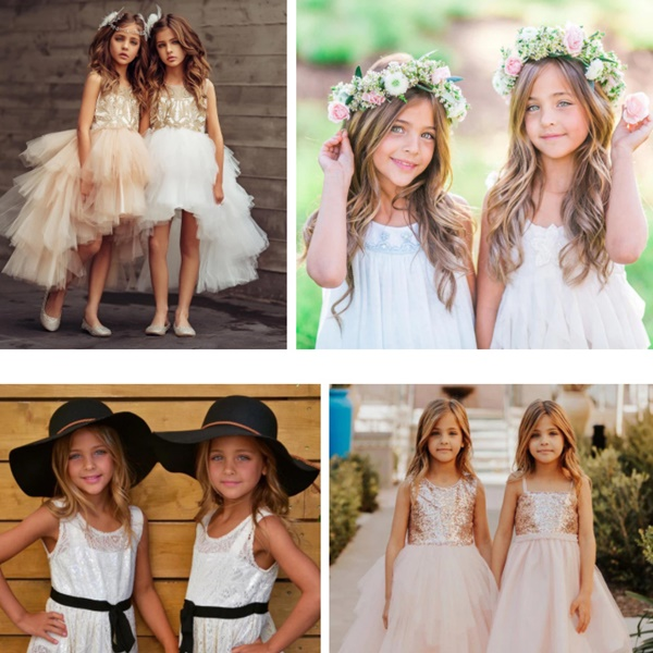 """2 chị em từng được mệnh danh là cặp song sinh xinh đẹp nhất thế giới"""", được săn đón khi mới 6 tháng tuổi bây giờ ra sao?-4"""