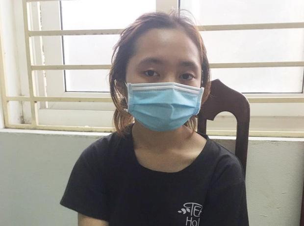 Thiếu nữ 17 tuổi là đối tượng thứ 6 liên quan vụ cướp xe máy của nữ lao công ở Hà Nội-1