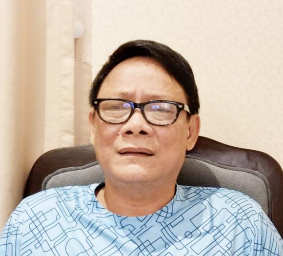 Nghệ sĩ Tấn Hoàng bất ngờ cạo đầu và ăn chay, tiết lộ lý do khiến dân mạng ngỡ ngàng-2