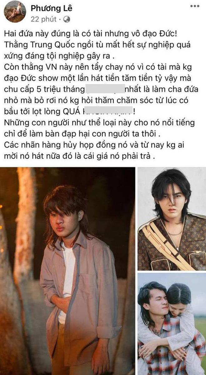 Dàn sao Việt bàn vụ drama tình ái của Jack: Hoa hậu ở nhà 200 tỷ chỉ trích thẳng, 1 ca sĩ nghẹn lòng khi nghe Thiên An tâm sự-6