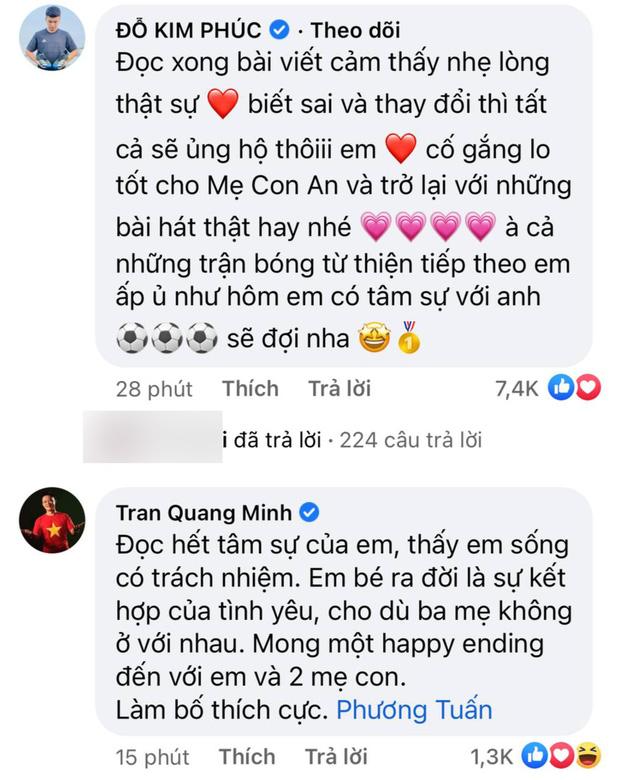Lâm Khánh Chi, BTV Quang Minh, trưởng FC Đom Đóm đồng loạt nhắn gửi đến Jack sau status xin lỗi vì bê bối-3