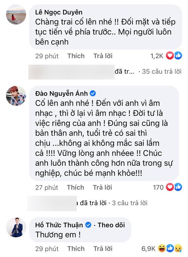 Lâm Khánh Chi, BTV Quang Minh, trưởng FC Đom Đóm đồng loạt nhắn gửi đến Jack sau status xin lỗi vì bê bối-2
