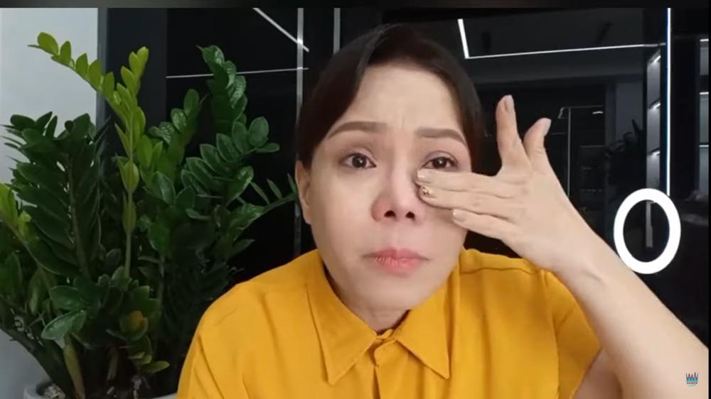 Việt Hương bật khóc: Tôi phải lên tiếng, không thể chịu được nữa rồi-3
