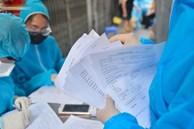 Hà Nội lấy gần 178.000 mẫu xét nghiệm ngoài cộng đồng, phát hiện 8 ca dương tính SARS-CoV-2