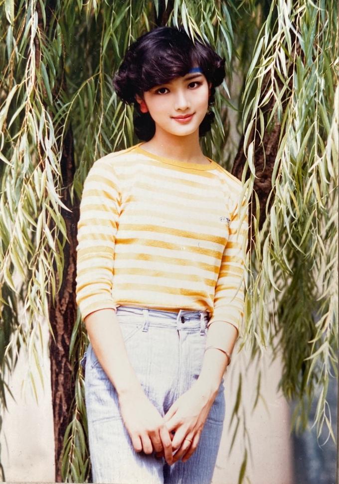 Chiêm ngưỡng nhan sắc mê hoặc lòng người của 5 nàng hậu Việt đình đám thập niên 90-4
