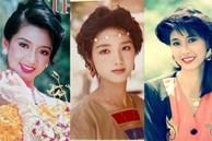 Chiêm ngưỡng nhan sắc mê hoặc lòng người của 5 nàng hậu Việt đình đám thập niên 90