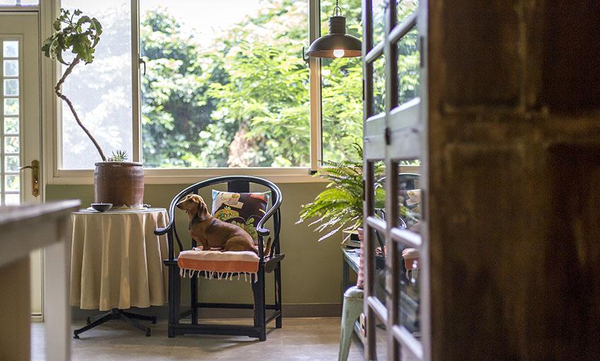 Cải tạo căn nhà tập thể cũ thành không gian nhỏ xinh ấn tượng đến bất ngờ-10