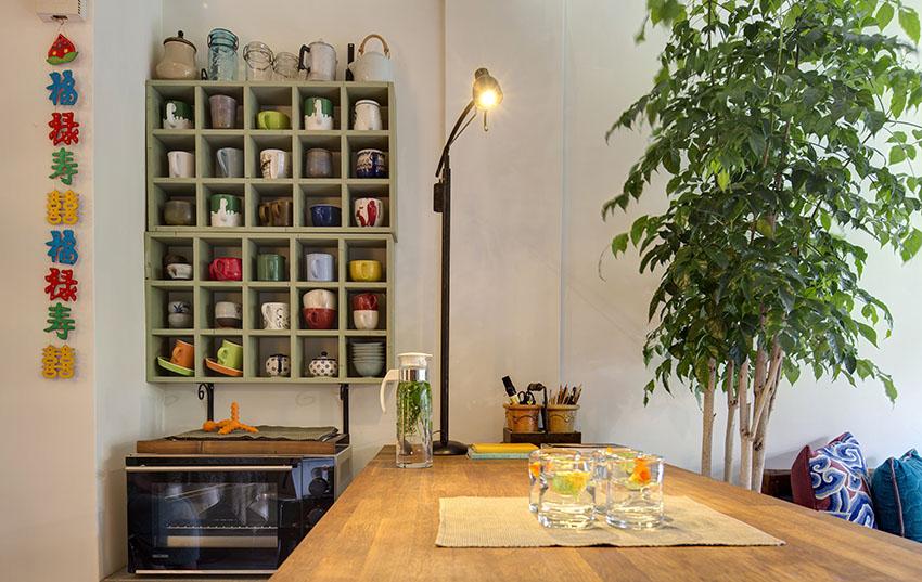 Cải tạo căn nhà tập thể cũ thành không gian nhỏ xinh ấn tượng đến bất ngờ-11
