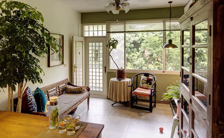 Cải tạo căn nhà tập thể cũ thành không gian nhỏ xinh ấn tượng đến bất ngờ-7