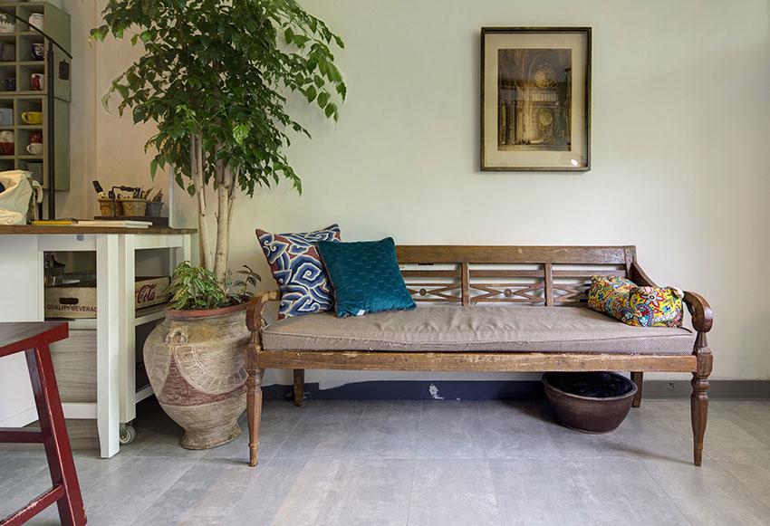 Cải tạo căn nhà tập thể cũ thành không gian nhỏ xinh ấn tượng đến bất ngờ-8