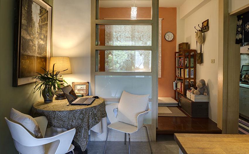 Cải tạo căn nhà tập thể cũ thành không gian nhỏ xinh ấn tượng đến bất ngờ-13