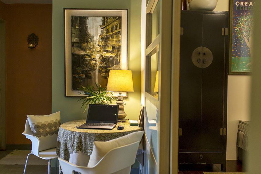 Cải tạo căn nhà tập thể cũ thành không gian nhỏ xinh ấn tượng đến bất ngờ-15