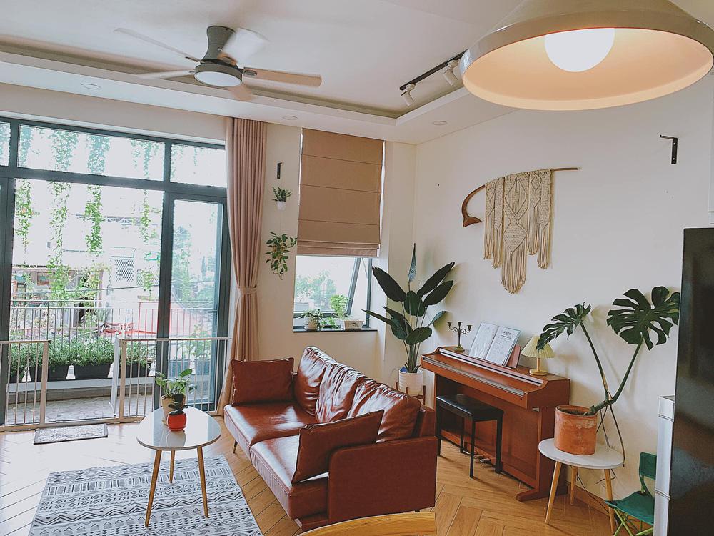 Không đủ tiền thuê KTS, mẹ bỉm tự thiết kế nhà với style vintage pha trộn boho, thành quả xinh yêu hết nấc-2