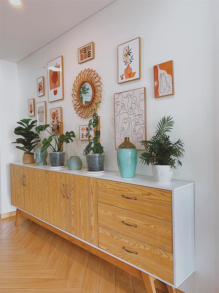 Không đủ tiền thuê KTS, mẹ bỉm tự thiết kế nhà với style vintage pha trộn boho, thành quả xinh yêu hết nấc-7