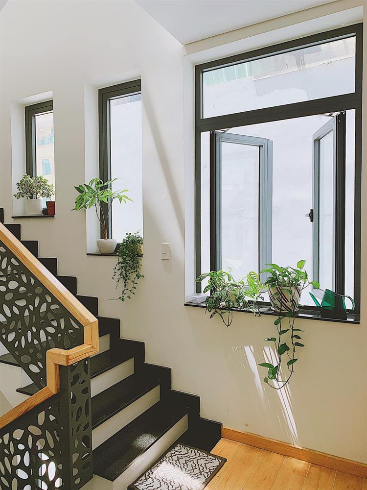 Không đủ tiền thuê KTS, mẹ bỉm tự thiết kế nhà với style vintage pha trộn boho, thành quả xinh yêu hết nấc-9
