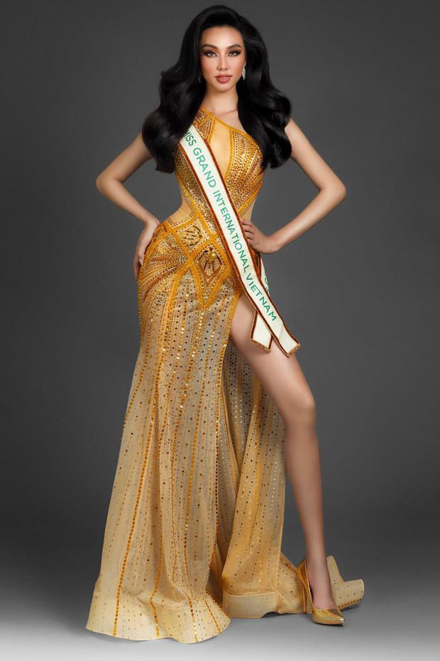 Vừa báo đi thi Hoa hậu Hoà bình quốc tế, Thuỳ Tiên đã bị chị gái Hoa hậu Đặng Thu Thảo tố quỵt nợ 1,5 tỷ, đại diện nói gì?-1