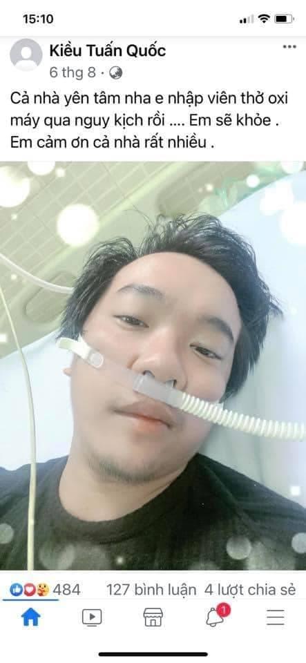 Ca sĩ Đỗ Tuấn Vũ qua đời sau một thời gian nhiễm Covid-19-4