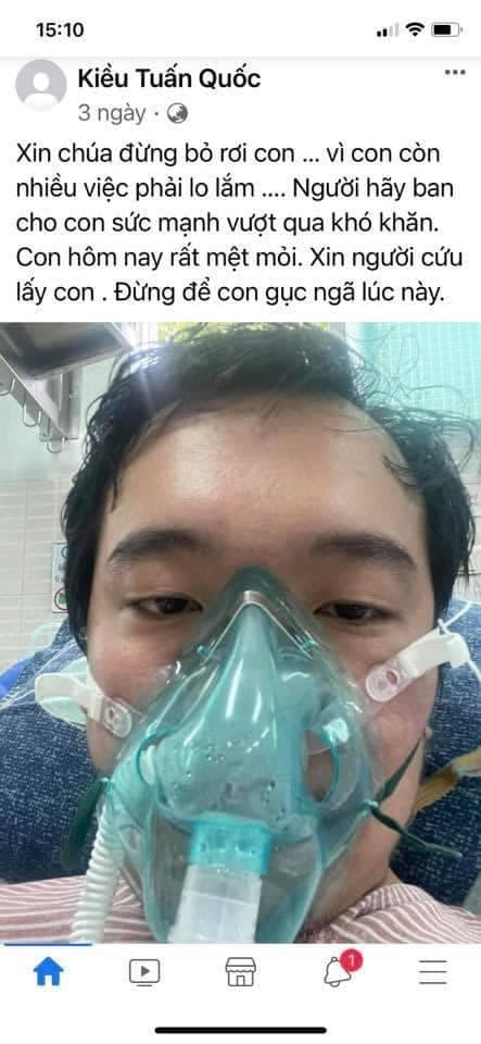 Ca sĩ Đỗ Tuấn Vũ qua đời sau một thời gian nhiễm Covid-19-7