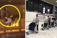 Hình ảnh tại sân bay đưa tro cốt nam thanh niên người Việt bị sát hại tại Nhật Bản trở về quê hương gây xúc động