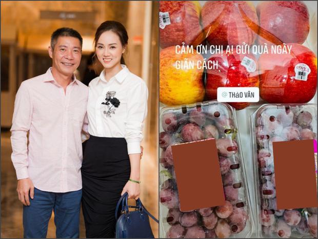 MC Thảo Vân gửi một thứ đến cho bà xã kém 15 tuổi của chồng cũ, hé lộ mối quan hệ thật sự không phải ai cũng có được!-1