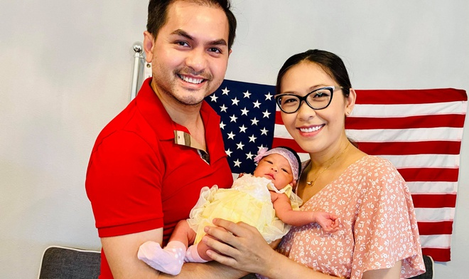 Hoa hậu Bình Phương: Kết hôn 10 năm, phải về Việt Nam thụ tinh nhân tạo 2 lần mới có con-1