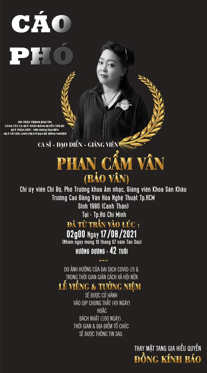 Ông xã ca sĩ Phan Cẩm Vân đau đớn: Anh rất thèm nhìn ngắm em cười-2