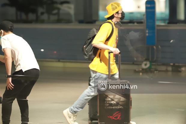 NÓNG: Trường Giang, Karik, Lan Ngọc... bí mật đổ bộ sân bay Tân Sơn Nhất để sang Hàn ghi hình Running Man Việt-3