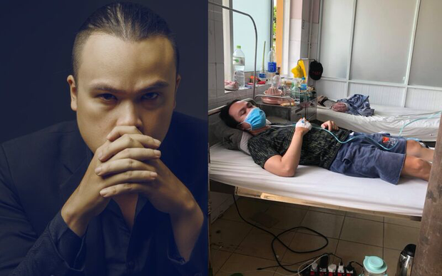 Tin vui: Gia đình 6 người F0 của NS Đào Trọng Thịnh đã có 3 thành viên khỏi bệnh, nam nhạc sĩ vượt cửa tử thần kỳ-6