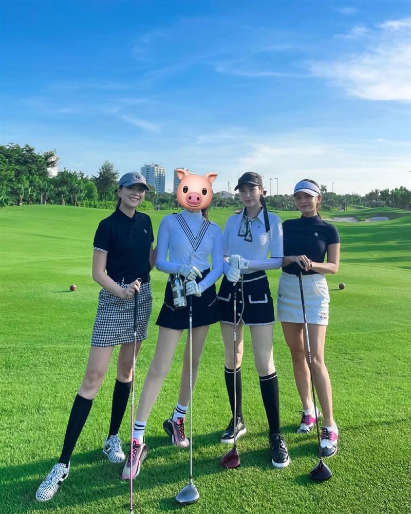 Hương Giang và bạn trai CEO Singapore bị bắt gặp đi chơi golf cùng nhau?-3