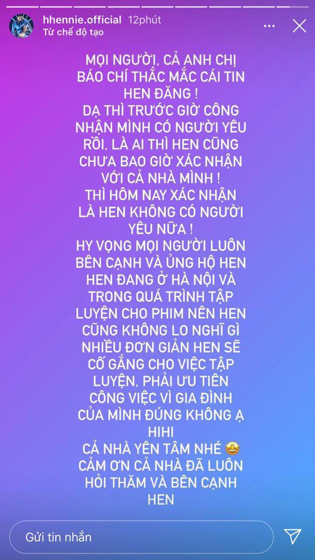 Một chàng trai bất ngờ công khai hẹn hò với HHen Niê, nàng hậu còn nhiệt tình tương tác, sắp cả lịch hẹn hò-2