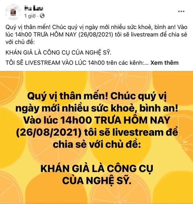 Nữ streamer có động thái mới sau clip Đàm Vĩnh Hưng tuyên chiến-1
