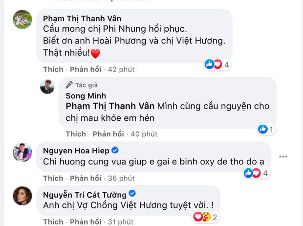 Lại là vợ chồng Việt Hương: Vừa lo hậu sự cho NS Bạch Mai, vội vàng chở Phi Nhung vào Chợ Rẫy giữa đêm vì bệnh chuyển biến nặng-2