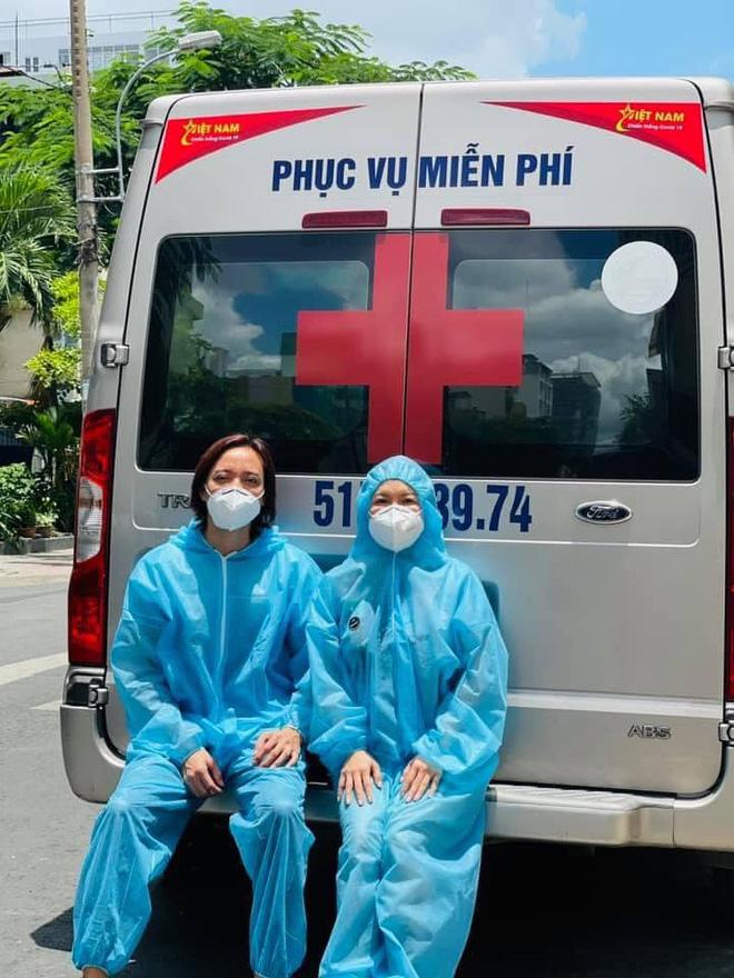Lại là vợ chồng Việt Hương: Vừa lo hậu sự cho NS Bạch Mai, vội vàng chở Phi Nhung vào Chợ Rẫy giữa đêm vì bệnh chuyển biến nặng-5