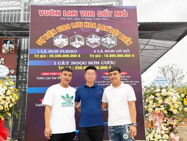 Ông trùm lan đột biến Quảng Ninh bị bắt: Thu lời bất chính hàng trăm tỷ, ở biệt thự khủng, sở hữu tiệm vàng-2