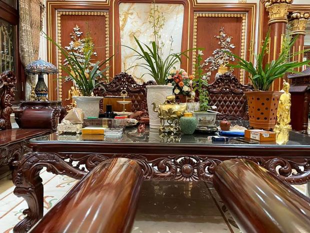 Ông trùm lan đột biến Quảng Ninh bị bắt: Thu lời bất chính hàng trăm tỷ, ở biệt thự khủng, sở hữu tiệm vàng-5