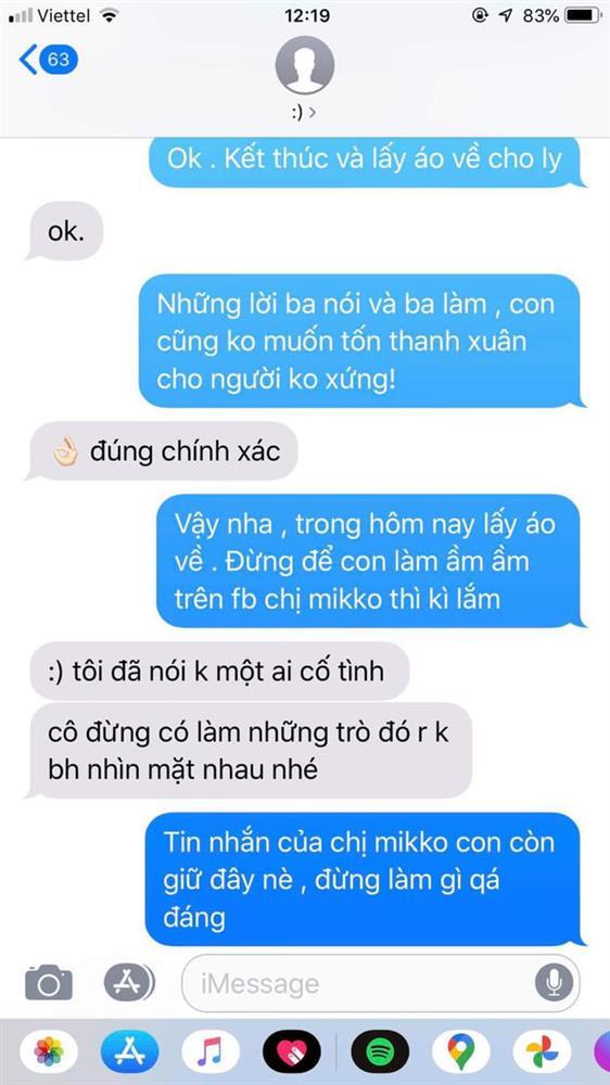 Bạn trai chuyển giới của Miko Lan Trinh bị tố bắt cá 2 tay với loạt bằng chứng cụ thể, có cả chuyện 18+, người trong cuộc nói gì?-5