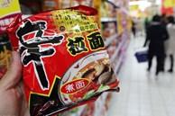 Mì ăn liền Hàn Quốc phải thu hồi vì chứa chất cấm vượt 148 lần