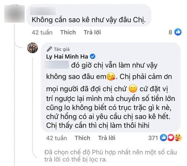 Dân mạng nói không cần sao kê 6 tỷ tiền từ thiện thành 216 trang, vợ chồng Lý Hải - Minh Hà có phản ứng phải nể phục!-1