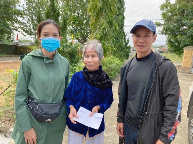 Dân mạng nói không cần sao kê 6 tỷ tiền từ thiện thành 216 trang, vợ chồng Lý Hải - Minh Hà có phản ứng phải nể phục!-3