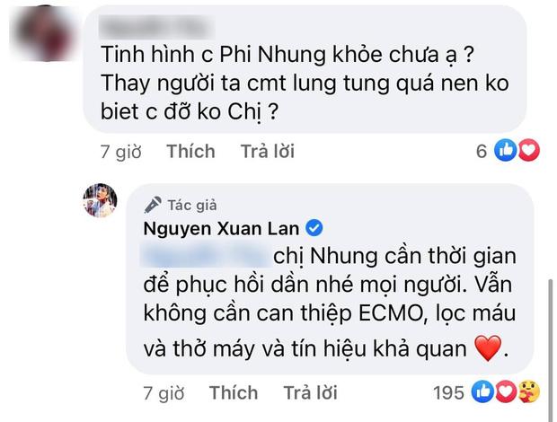 Thông tin mới nhất về tình hình sức khoẻ của ca sĩ Phi Nhung sau 4 ngày chuyển viện điều trị Covid-19-1